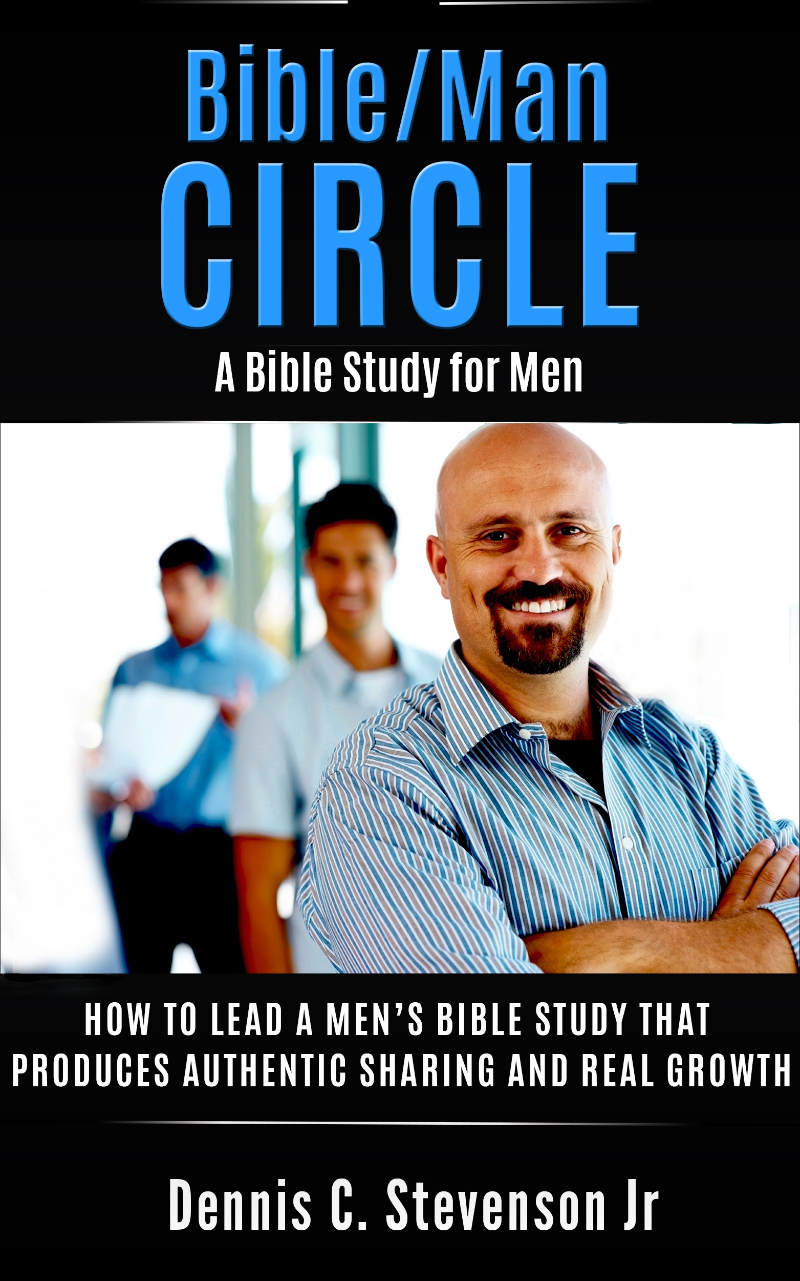 Bible/Man Circle Book